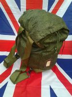 ## NEW ## ARMY MILITARY SWISS PUMA PATTERN RUCKSACK